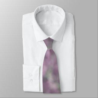 紫色のピンクのユニークでクールな上品 ネクタイ