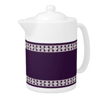 紫色のプラム