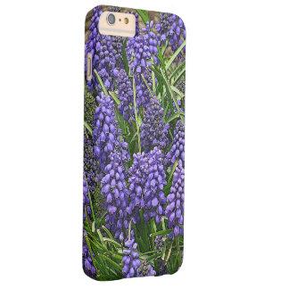 """""""紫色のムスカリ"""" IPHONEの場合 BARELY THERE iPhone 6 PLUS ケース"""