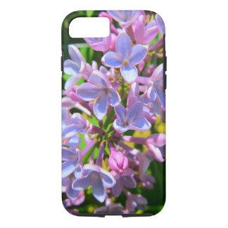 紫色のライラックのiPhone 7の箱 iPhone 8/7ケース