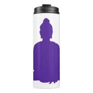 紫色の仏の上昇温暖気流のタンブラー タンブラー
