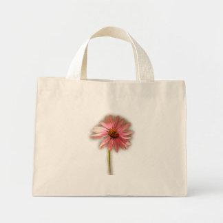 紫色の円錐形の花のEchinaceaのpurpurea ミニトートバッグ