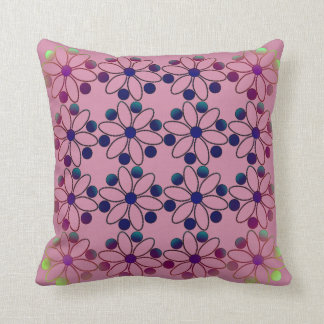 紫色の夢 クッション