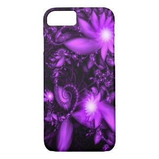 紫色の妖精の国によってはiPhone 7の場合が夢を見ます iPhone 8/7ケース