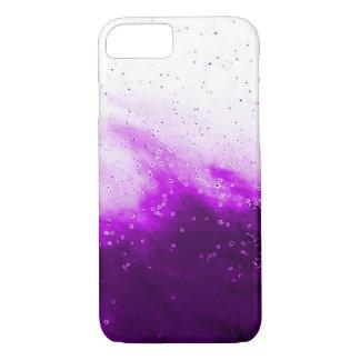 紫色の妖精の血のカスタムなiPhone 7の場合 iPhone 8/7ケース