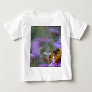 紫色の情熱 ベビーTシャツ