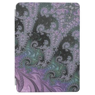 紫色の放浪者のiPad頭が切れるなカバーデザイン iPad Air カバー