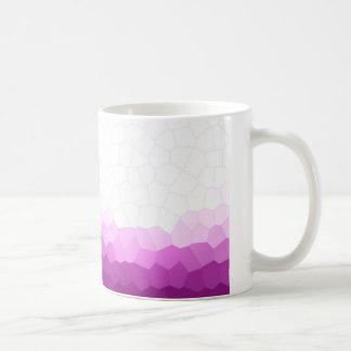 紫色の日没 コーヒーマグカップ