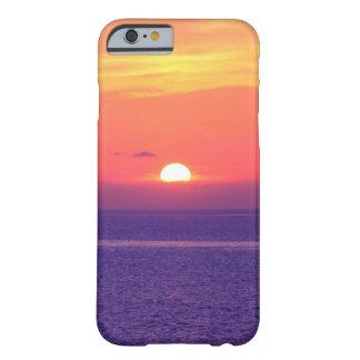 紫色の日没 BARELY THERE iPhone 6 ケース