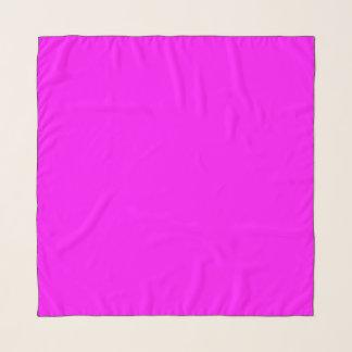 """紫色の明るい赤紫色36"""" x 36""""正方形のスカーフ、 スカーフ"""