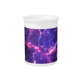 紫色の星雲 ピッチャー