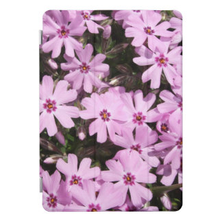 紫色の春のフロックス属 iPad PROカバー