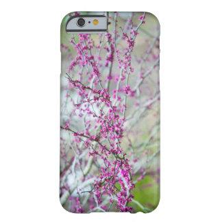 紫色の春は電話箱を発芽させます BARELY THERE iPhone 6 ケース