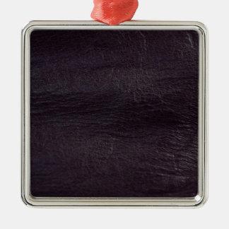 紫色の暗くエレガントでスタイリッシュな及び上品の実質の革 メタルオーナメント
