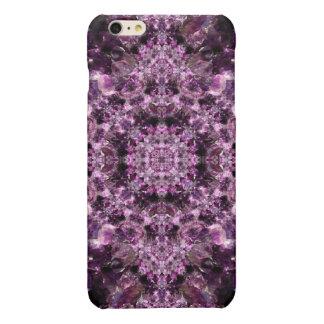 紫色の曼荼羅