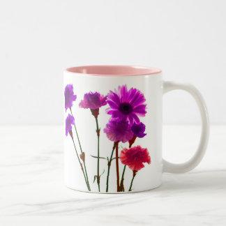 紫色の栄光 ツートーンマグカップ