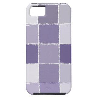 紫色の正方形 iPhone SE/5/5s ケース