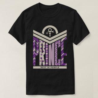 紫色の残り Tシャツ
