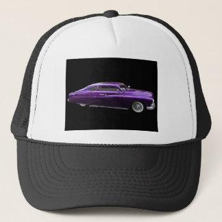 紫色の水星 キャップ
