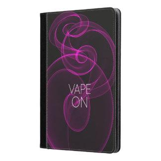 紫色の煙のVape iPad Airケース