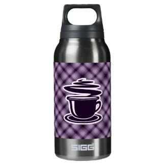 紫色の熱いコーヒー 断熱ウォーターボトル