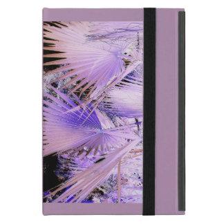 紫色の熱帯やしIPad Miniケース iPad Mini ケース