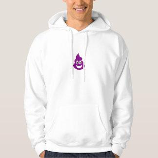 紫色の物 パーカ
