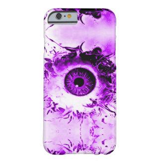紫色の目の監視人の恐怖ショー BARELY THERE iPhone 6 ケース