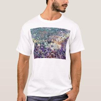紫色の石造りの質3.JPG Tシャツ