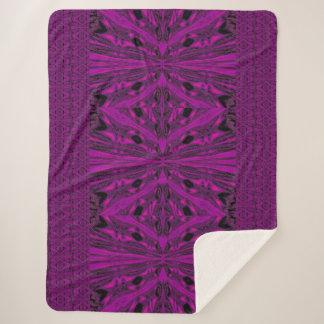 紫色の砂漠の歌10 シェルパブランケット