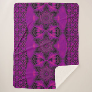 紫色の砂漠の歌13 シェルパブランケット