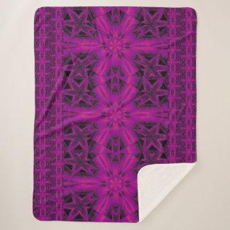 紫色の砂漠の歌30 シェルパブランケット