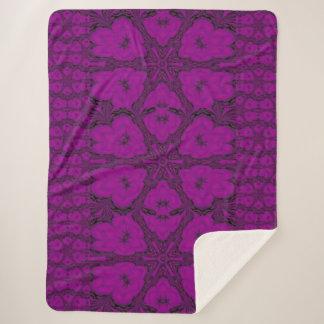 紫色の砂漠の歌47 シェルパブランケット