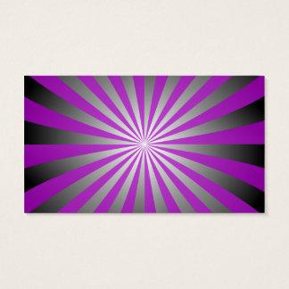 紫色の破烈 名刺