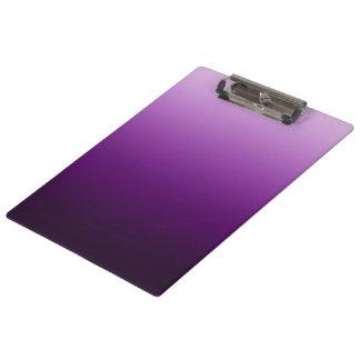 紫色の空 クリップボード