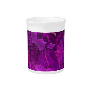 紫色の精神 ピッチャー