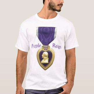 紫色の統治かデキセドリン錠 Tシャツ