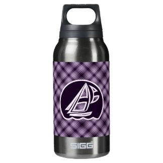 紫色の航行 断熱ウォーターボトル