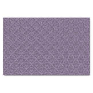 紫色の花模様の壁紙2 薄葉紙