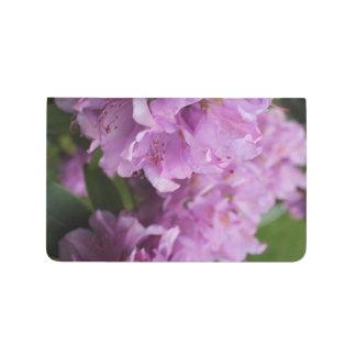 紫色の花 ポケットジャーナル
