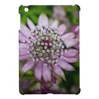 紫色の花 iPad MINIカバー