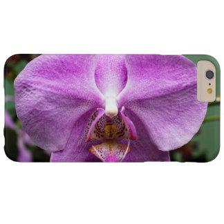 紫色の蘭のiPhone6ケース Barely There iPhone 6 Plus ケース