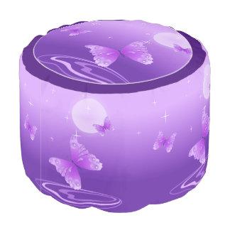 紫色の蝶 プーフ