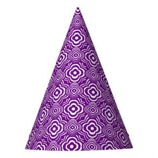 紫色の行商人 パーティーハット