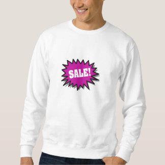 紫色の販売 スウェットシャツ
