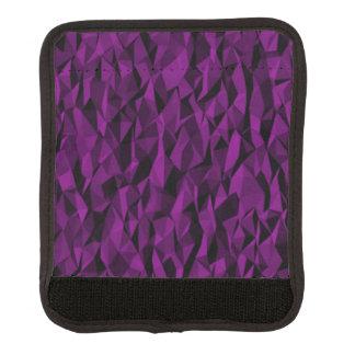 紫色の質 ラゲッジ ハンドルラップ