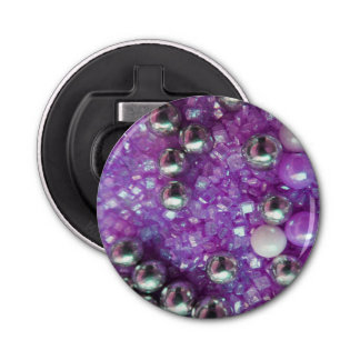 紫色の輝き 栓抜き