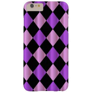 紫色の道化師 スリム iPhone 6 PLUS ケース