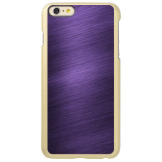 紫色の金属 INCIPIO FEATHER SHINE iPhone 6 PLUSケース