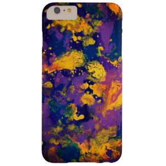 紫色の霞 スリム iPhone 6 PLUS ケース